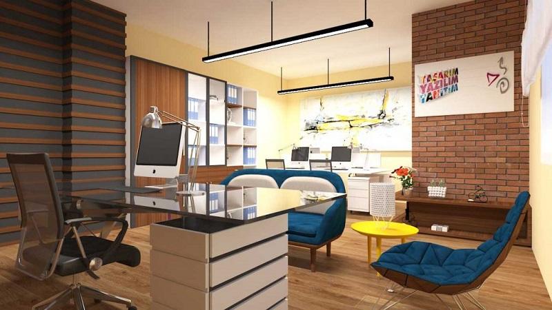 Ofis Dekorasyon Firmaları