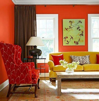 Ev Dekorasyonunda Renk Seçimi Nasıl Olmalıdır?