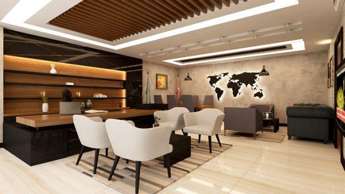 Ofis Tasarım Fikirleri